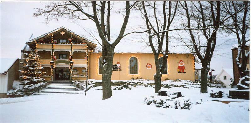 Christmas House in Drøbak