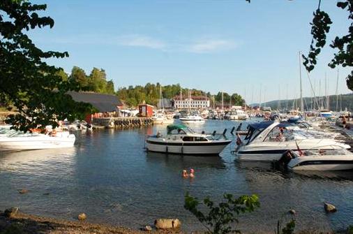 Oscarsborg Gästehafen
