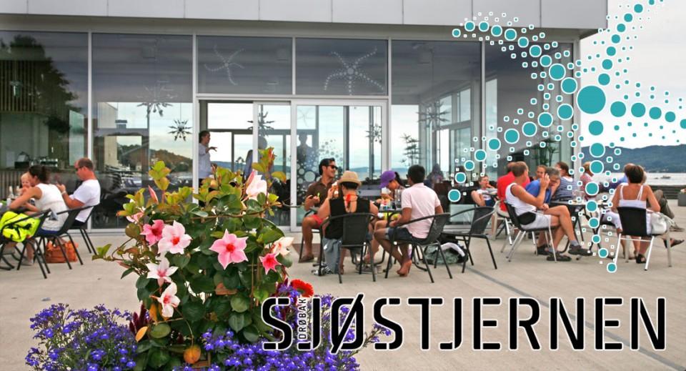 Sjøstjernen – ny restaurant rett i sjøkanten i Drøbak Gjestehavn.