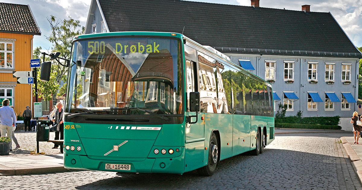 Flybuss Moss Gardermoen