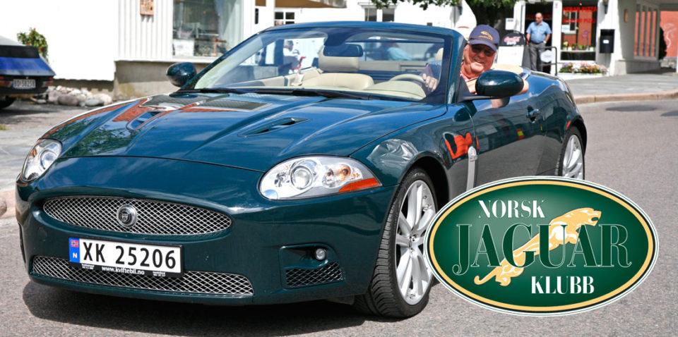 Folloavdelingen av Norsk Jaguar Klubb har åpen dør for interesserte og nye medlemmer.
