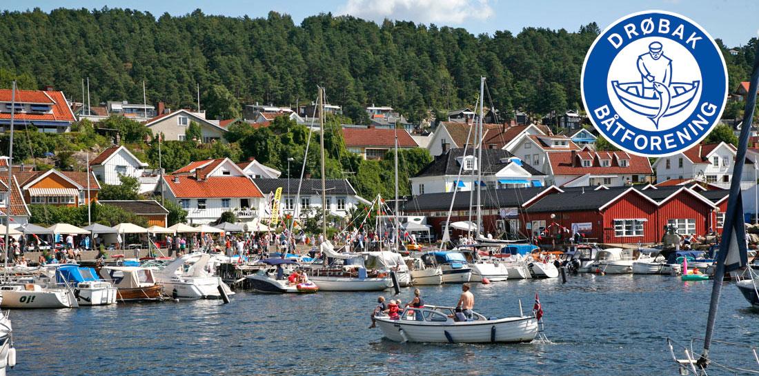 Jest wielu, którzy nie idą dalej niż do Dtøbak ... przyjemnie tutaj!