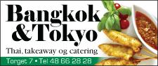 Bangkok & Tokyo